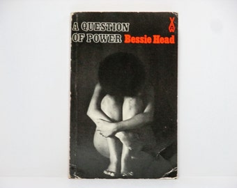 A Question of Power by Bessie Head 1975 Vintage Book