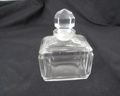 Cute Small Glass Perfume Bottle