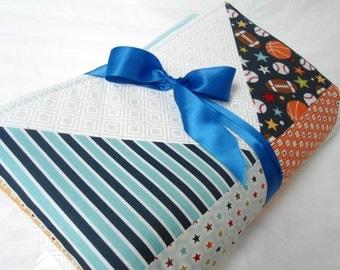 "SALE Baby Play Mat Padded Floor Blanket Modern Baby Sports Chevron Patchwork Quilt Baby Gear Newborn Gift Shower Nap Mat 39"" x 39"""
