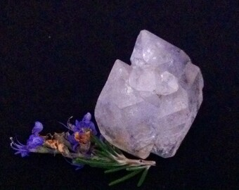 Tibetan Castle, Key Crystal Cluster, 50 grams, A Beautiful Soul Mate Twin Crystal