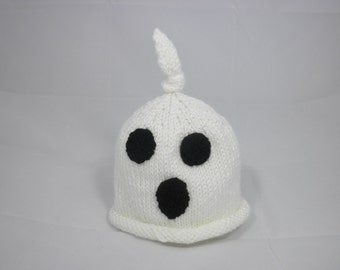 Baby ghost hat
