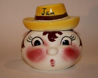 DeForest of California Jam Jar