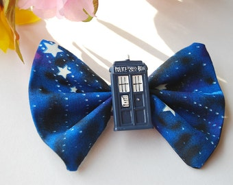 Doctor Who Bows