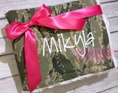 Military Minky Blankets -  LARGE