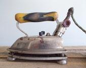 Retro American Beauty Electric Iron