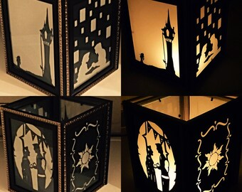 Tangled Inspired Lantern