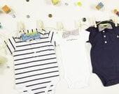 Nautical baby shower. Little man baby shower. Bow tie baby shower. Bow tie shower. Baby shower mantel decor. Hanging onesie set. Hipster boy
