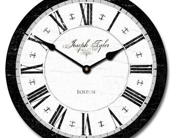Carolina Black Clock