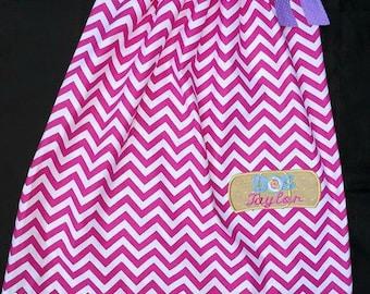 Girls Doc Mcstuffins Pillow Case Dress