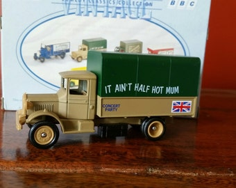 Vintage Diecast Car, British Classic TV Series Collectible Souvenir,Circa 1993, Fathers Day Ideas