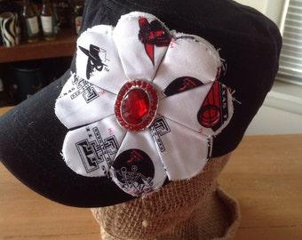 Texas Tech Cadet Hat