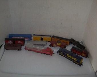 Atlas HO Snap-Track Train Set
