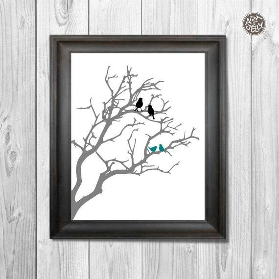Printable Family Wall Decor : Items similar to family printable wall art decor print