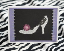 Greeting Card - Shoe