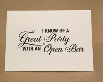 Will You Be My Groomsman Card Best Man Card Groomsmen Cards {Style 1} A1 Size
