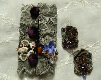 Incense and velvet cuff ONLY