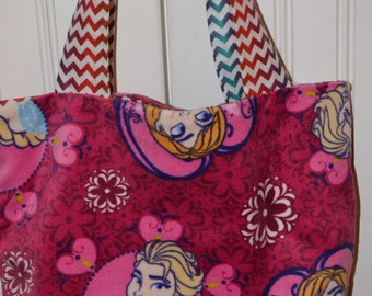 Fun totes for the girls