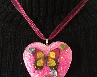 Heart Fashion Necklace