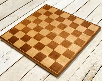 Chess & Checker Board Set