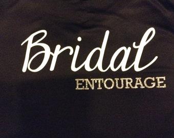 Bridal Entourage ( Bachelorette) Tee Shirt