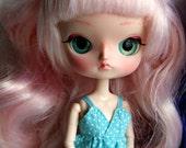 Lolli (Pop's sister) - Custom Ooak Dal doll by malkama