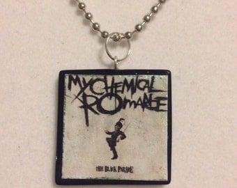 My Chemical Romance 'The Black Parade' Album Necklace
