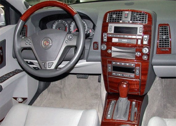 cadillac cts 2003 2004 2005 full interior set with or w o gps. Black Bedroom Furniture Sets. Home Design Ideas