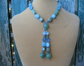 Jade Agate Necklace