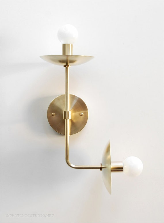 Wall Lamps Modern : Modern Wall Lamp Modern Sconce Modern Wall by PhotonicStudio