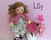 Little Friend LILY - decorative doll for collectors