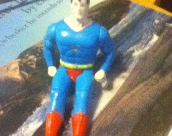 vintage 1989 superman figures