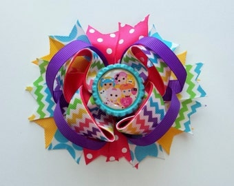 Lalaloopsy Boutique Bow 4 inch Bow