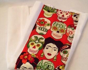 Frida Burp Cloth