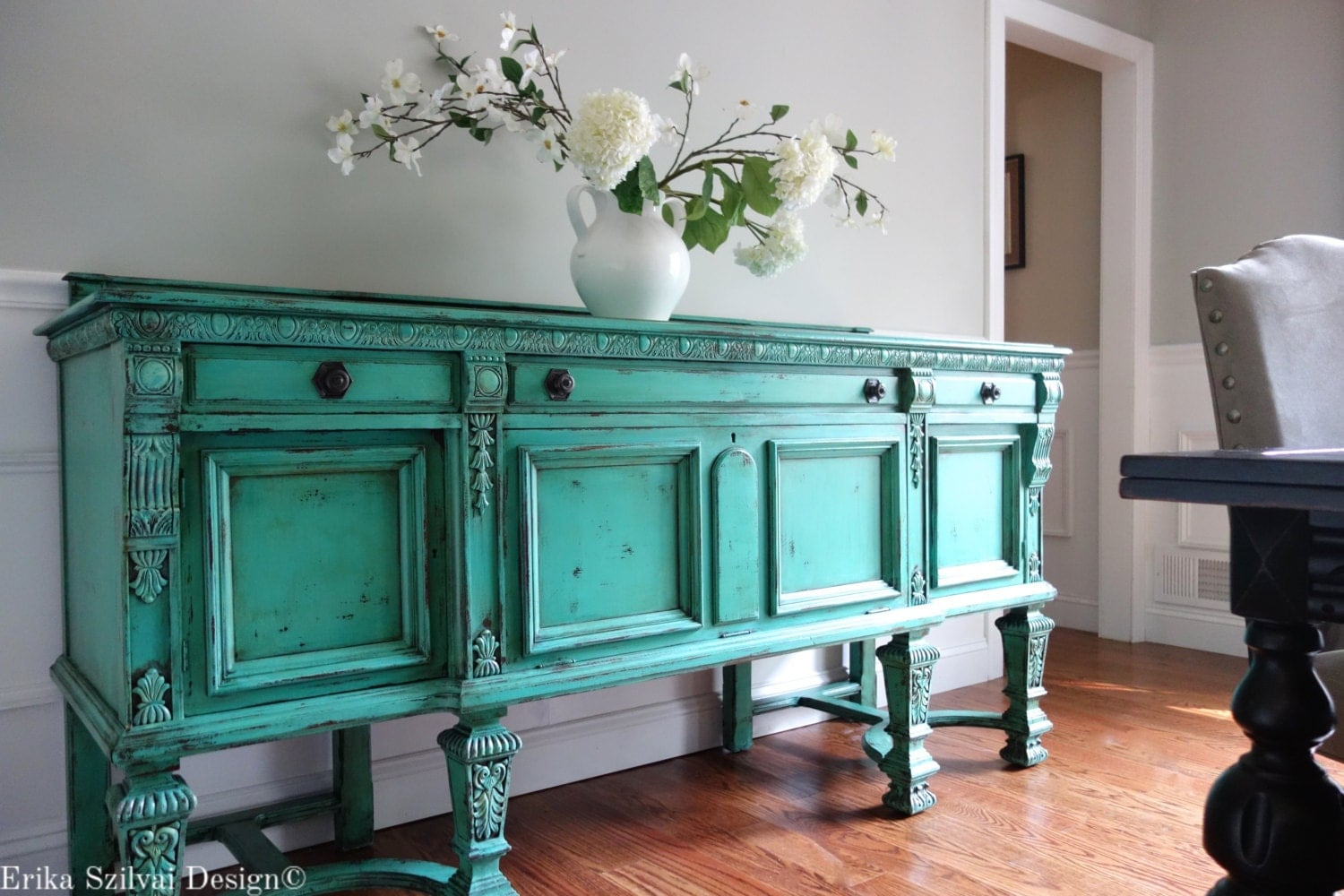Hand Painted Furniture Maryland
