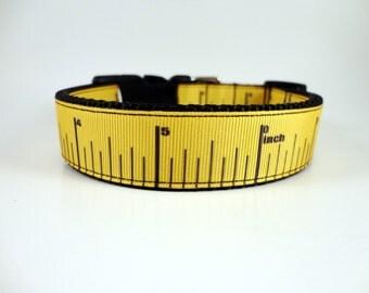 Measuring Tape Ruler Dog Collar Adjustable