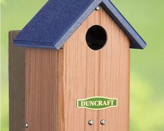 Bluebird Post-Tree Mount House