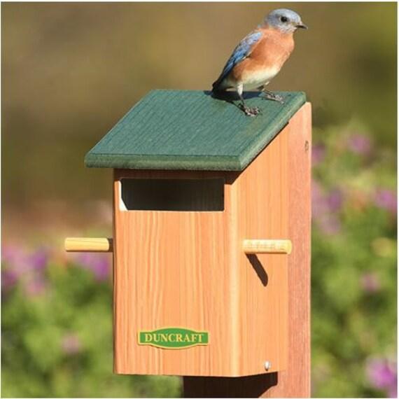 Sparrow Resistant Bird House