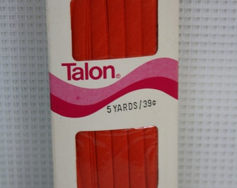 3 Talon Bias Tape and 1 FA Quality