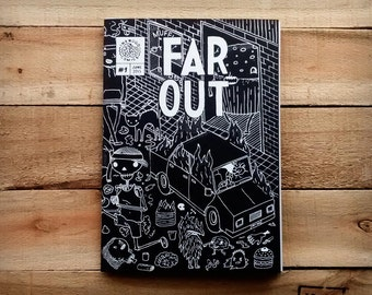 Far Out #1 Comic Zine