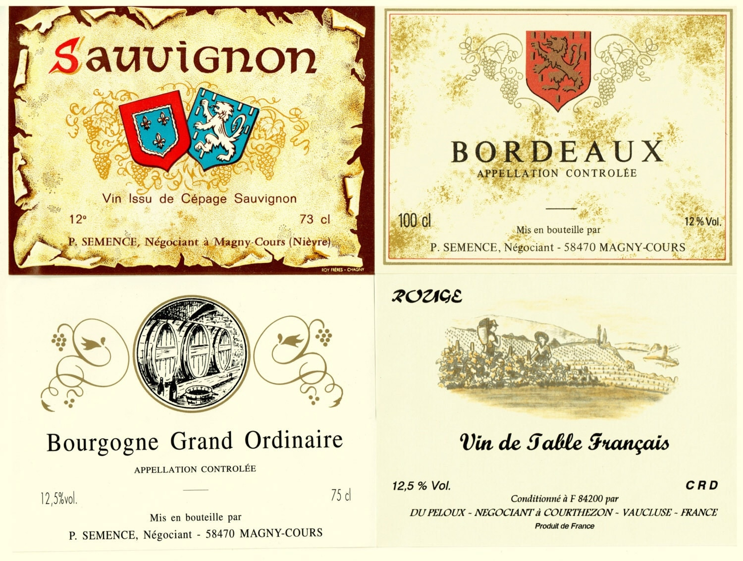 french wine essay 1 how did the french become the dominant competitors in the increasingly global wine industry for centuries what sources of competitive advantage were they able to develop to support their exports where were they vulnerable by the christian era, wine became part of the liturgical services and monasteries planted.