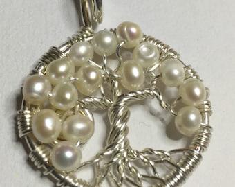 Freshwater Pearls Pendant