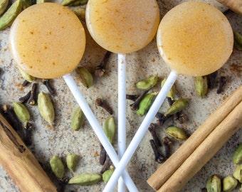 Chai Tea Lollipop x 5 Wedding|Birthday|Party Favour