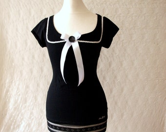 S M L XL XXL SUGAR Gothic Lolita Cosplay Top