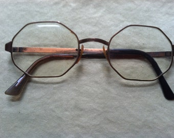 Very Cool 1970's Women's Eyeglasses