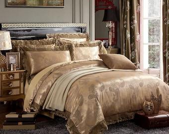 The Oriental - 4 set Luxury Bedding
