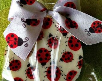 Ladybug Chocolate Covered Oreo - Ladybug Baby Shower - Ladybug Birthday Party - Ladybug Party Favor - Ladybug Chocolate Oreo - Ladybug Favor