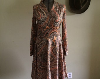 Oh Paisley Dress