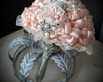 Bridal bouquet lovely style