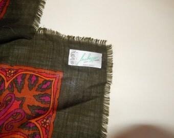 PARIS WIEN BRUBEGGER Woman's Wool Scarf