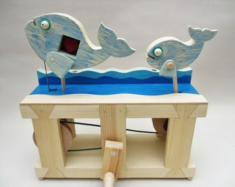 Two Fish Automaton